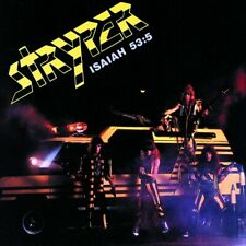 Stryper Soldiers Under Command Reissue New CD