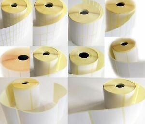 ADDRESS STICKY LABELS 25x10,32x20,32x30,50x12,50x25,89x36,100x50,102x76,100x150