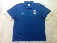 More details for apollos smyrnis fc greece nike football polo shirt size adults xl 3 button neck