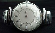 Louvic Dual Face Incabloc 17 Jewel Swiss Made Watch (lot5025)