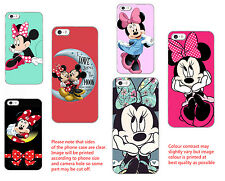 Minnie mouse Inspired phone case cute cartoon for iphone 4 5 6 samsung S8 S9