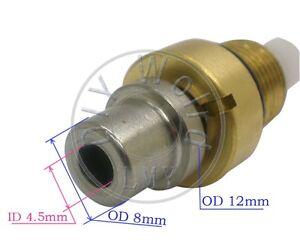 Constant Pressure Valve Brass POM Exhaust Stem Vent SET for Condor CO2 Airforce