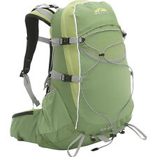 Golite Lite-Speed Frame Backpack Womens Large Green 1130grams 28L Hiking Light