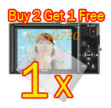 1x Nikon Coolpix S8200 Digital Camera LCD Screen Protector Guard Film