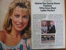1985 TV Guide(VANNA WHITE/ALEC  BALDWIN/DREW  BARRYMORE/LISA HARTMAN/BRANDY WARD