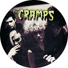 IMAN/MAGNET THE CRAMPS Banda . lux interior poison ivy bryan gregory psychobilly