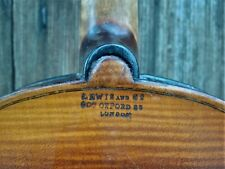 "Sehr alte 4/4 Geige m. Zt. ""P. A. LANDOLFI MILANO 1779"" - Old violin"