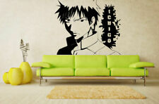 Wall Art Vinyl Room Sticker Decal Mural Ichigo Anime Boy Movie Hero bo573