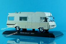 Camper Van PEUGEOT J7 Maillet Eric 3 Diecast RV camping-cars collector loyer nouveau