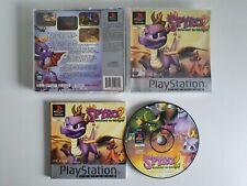 Spyro 2 Gateway to Glimmer (PAL, CIB) - Sony PlayStation 1 / PS1 / PSX