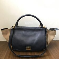 SALE Pre Owned Authentic CELINE PARIS Trapeze Shoulder / Handbag