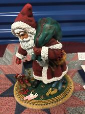 "Pipka 11"" Santa #13928 ""German St. Nick"" 3286/4500 Nib (B)"