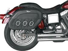 Saddlemen Satteltaschen Drifter incl. Halter für Harley- Davidson Dyna 96-15