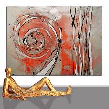 GEMÄLDE ☻ BILD DESIGN WAND SILBER ROT FIRMA KANZLEI PRAXIS LUXUS BÜRO☻ 180 x 130