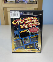 Midway Arcade Treasures (Nintendo Gamecube) Complete CIB Tested