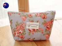 Women Girl small Cosmetic Toiletry makeup Organiser Travel Bag Pouch Case