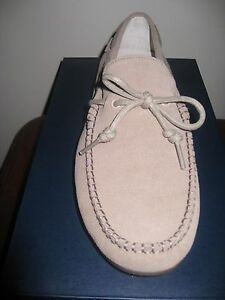 COLE HAAN MENS GRANT LTE 10 D Taupe Suede New In Box