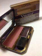 L'Oreal VISUELLE Softly Luminous Powder Blush ( PLUME ) NEW.