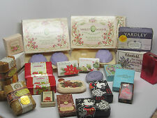 LOT 23 Avon,Yardley Lavender,Bee Flower,Edenfield,MAJA Soaps Vintage Collectable