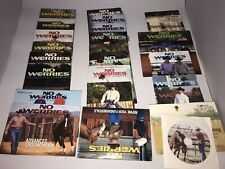New listing 26-Clinton Anderson No Worries Horse Training Exclusive Dvd's