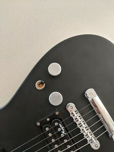 2 x Aluminium Control Knob Guitar Matt Bellamy Manson Style Cort MBC META MBM-1