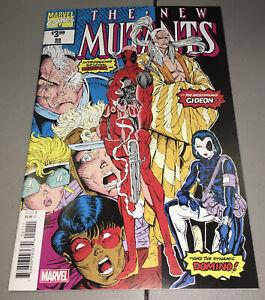 New Mutants #98 Facsimile Reprint 1st App Appearance Deadpool Marvel