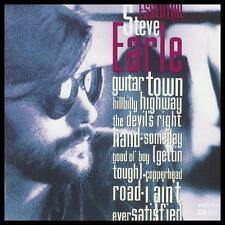STEVE EARLE - ESSENTIAL CD ~ COPPERHEAD ROAD ++ 80's GREATEST HITS BEST OF *NEW*