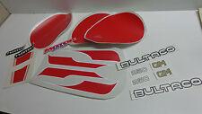 Bultaco frontera 250 gold medal set adhesives
