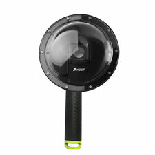 Gopro Hero 4 3+ 6'' Transparent Dome Port Under Water Diving Camera Lens