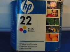 HP Printer Ink  22 Tricolor C9325AC Option 140