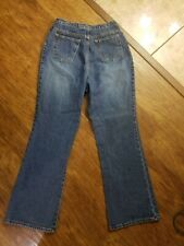 Ladies Duo Maternity Jeans Size 10 Petite