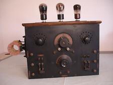 Schönes, offenes Batterie - Gerät von 1925, Hersteller ? Rarität, sehr Selten !