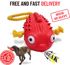 New listing Tough Dog Toys for Large Breed, Squeaky Dog Toys for Medium Dogs, Durable