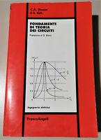 Fondamenti di Teoria dei Circuiti - C. A. Desoer, E. S. Kuh