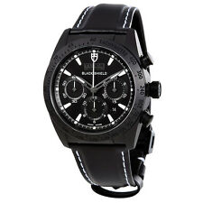 Tudor Fastrider Black Shield Chronograph Automatic Mens Watch 42000CN-0017