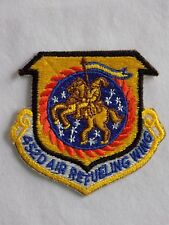 4520 AIR REFUELING WING Patch US Air Force