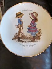 petticoats and pantaloon kindness japanese collecters porcelain plate