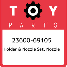 23600-69105 Toyota Holder & nozzle set, nozzle 2360069105, New Genuine OEM Part