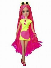 Liv Brites Sophie Doll with Extra Long Pink Hair Wig & Accessories