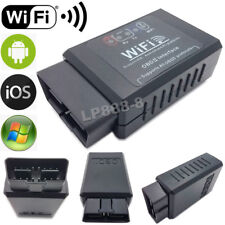 Car OBD2 WIFI Scanner Diagnostic Code Reader Tool for Android & IOS & Windows