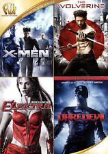 X-Men The Wolverine Elektra (DVD, 2015, 4-Disc Set, Daredevil Directors Cut) NEW