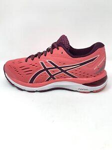 Womens Asics Gel Cumulus 20 1012A008-700 Pink Purple Running Sneakers Size 6
