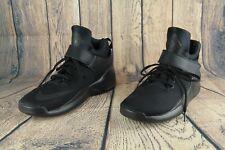 Nike Kwazi Mens Blackout Mesh Basketball Shoes Sneakers 844839-001 Size 8.5 New