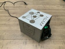"""Vector By Anki Laser cut Docking station cover  """"Vector's Garage"""" Silver"""