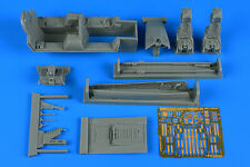 Aires 4800 Resin 1/48 Panavia Tornado IDS early version cockpit set REVELL