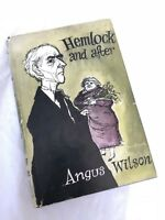 Angus Wilson ~ Hemlock and After ~ Hardback 1st Edition 1952