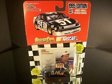Rare Ted Musgrave #16 Family Channel 1995 Ford Thunderbird