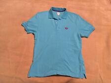 Adidas Originales Trébol Camisa Polo Tamaño Pequeño buenas condiciones un montón de vida en él