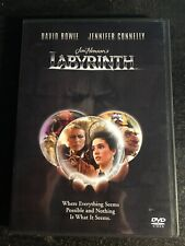 Labyrinth,Dvd,Excellent Condition,David Bowie, Jim Henson Classic!!