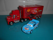 18.02.25.5 Mack Camion CARS voitures Flash Mc Quenn Dinoco 18cm Disney
